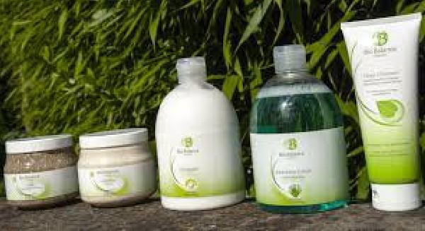 Produits Bio Balance utilisés pour les soins visage (hors gourmandise au chocolat)